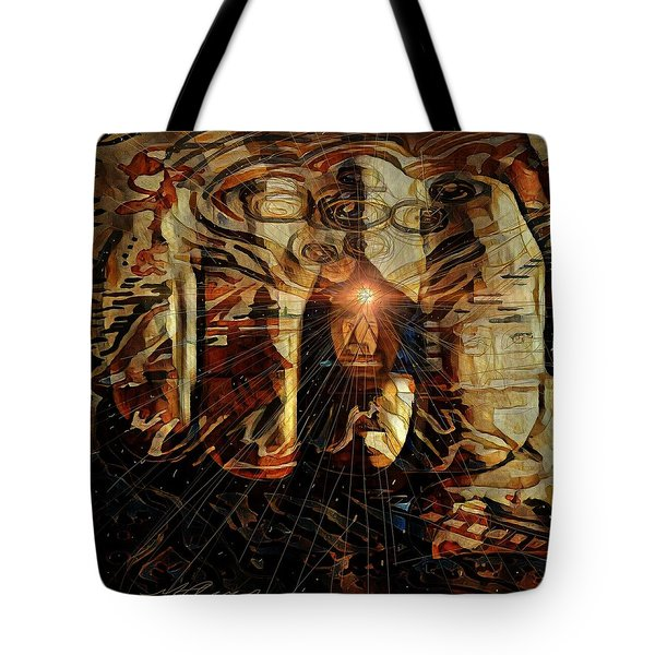 The Freedom Is In The Mind Tote Bag