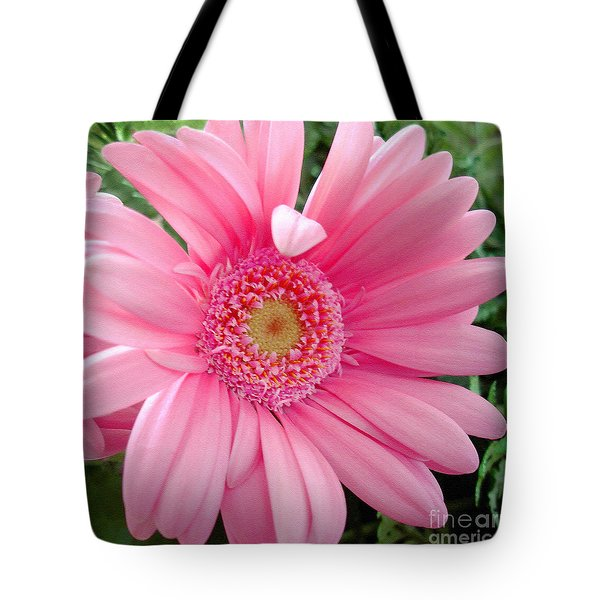The Friendly Petal Wave Tote Bag