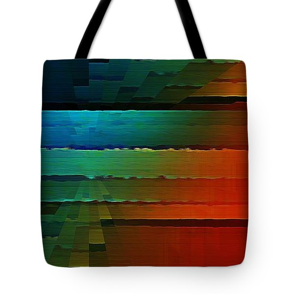 The Front Tote Bag