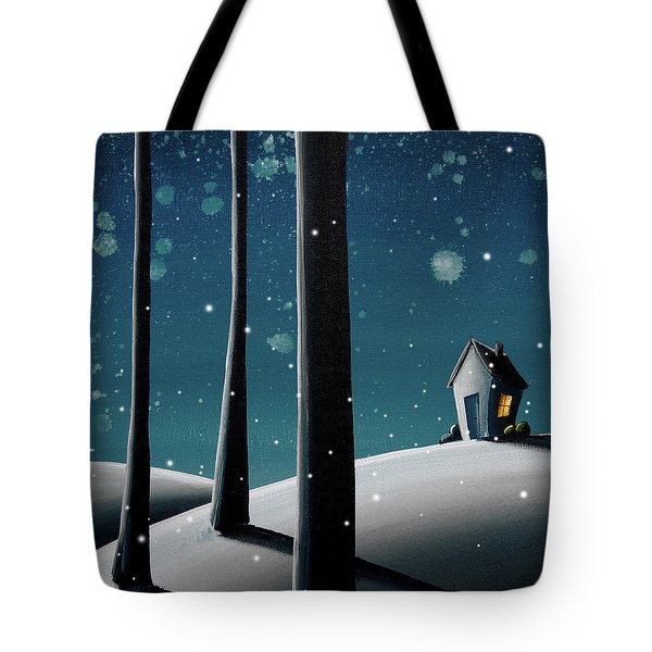 The Frost Tote Bag