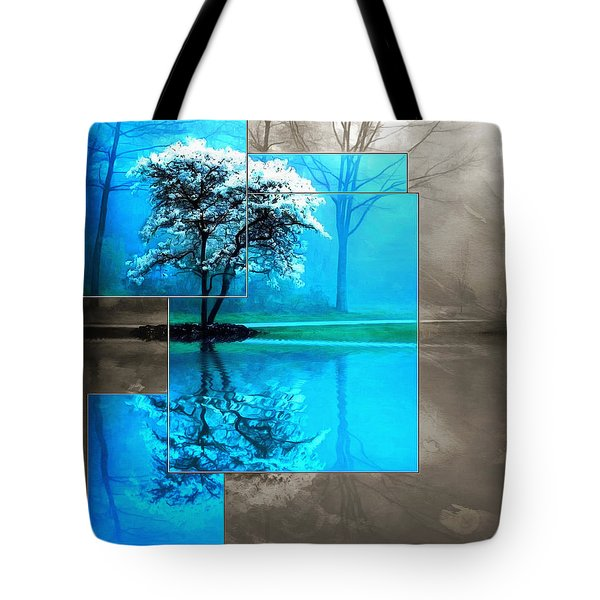 The Frosting On The Tree Tote Bag