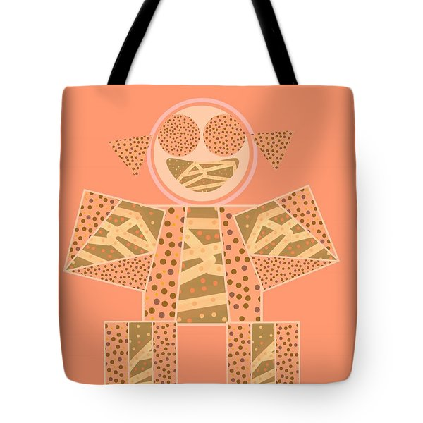 The Full Body Of Finding Solace  Tote Bag