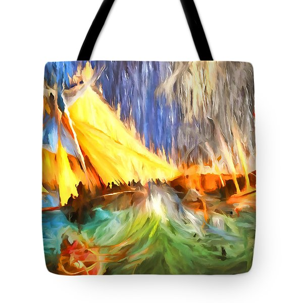 The Fury Tote Bag by Jack Torcello