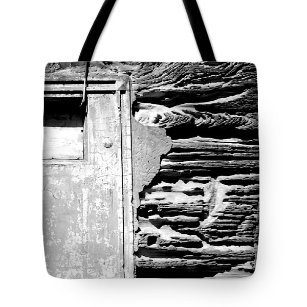 The Future - There Is A Crack In Everything Tote Bag by VIVA Anderson