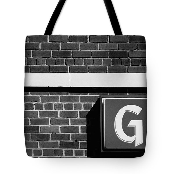 The G Spot Tote Bag