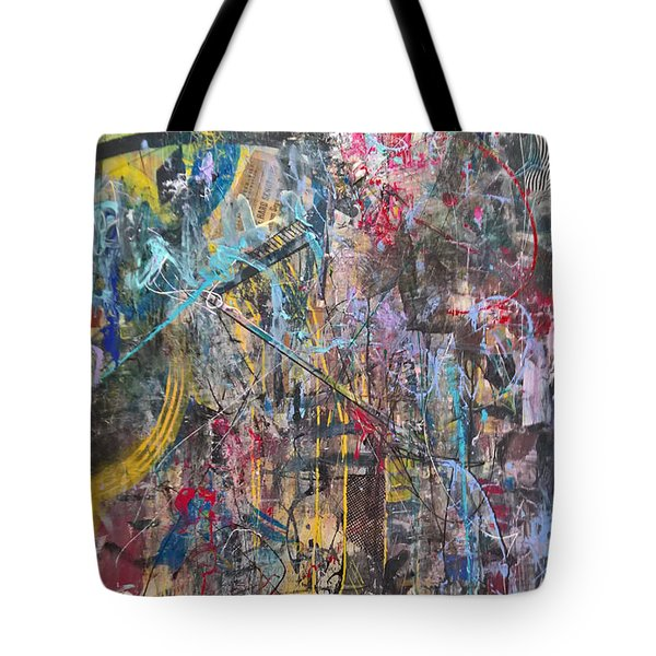 The Gamble Or Deconstructed Fish Tote Bag
