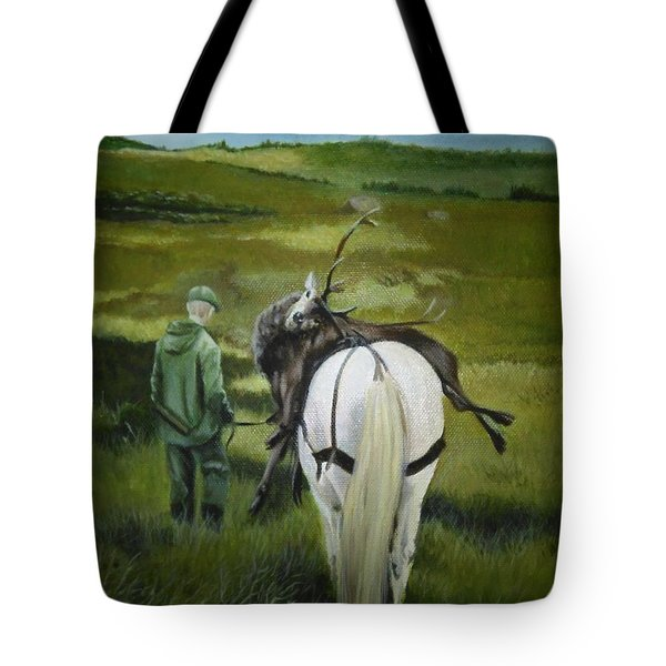 The Gamekeeper Tote Bag