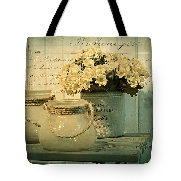 The Garden Corner Tote Bag