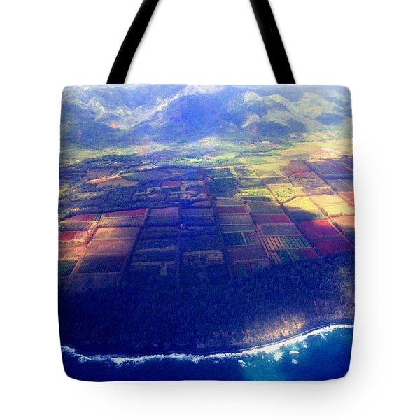 The Garden Isle Tote Bag by Kevin Smith