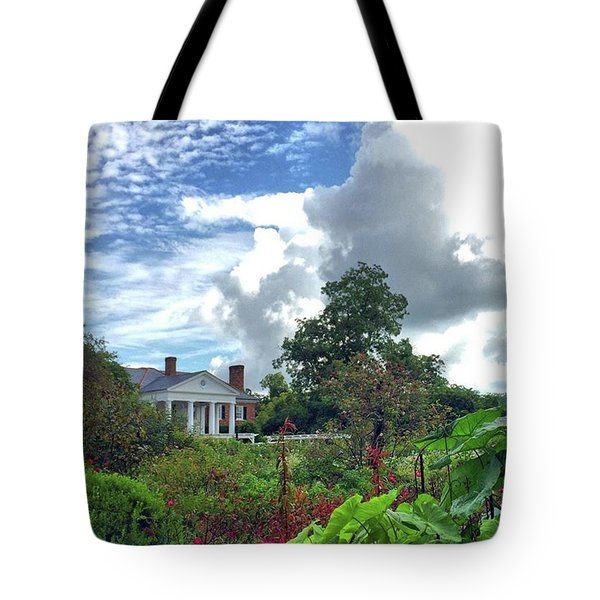The Gardens At @boonehallplantation Are Tote Bag