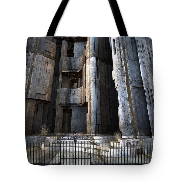 The Garment District Project Tote Bag