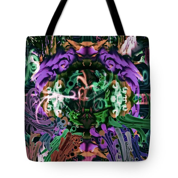 The Gate 2 Tote Bag