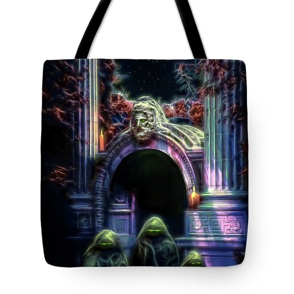 The Gate Keepers Tote Bag