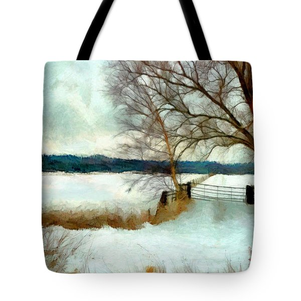 The Gateway Tote Bag