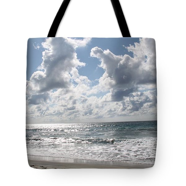 The Gate Way To Heaven Tote Bag