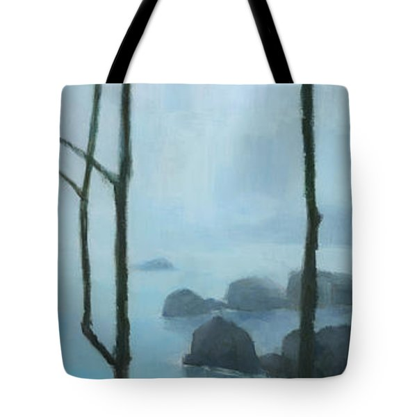 The Gathering Iguazu Falls Tote Bag