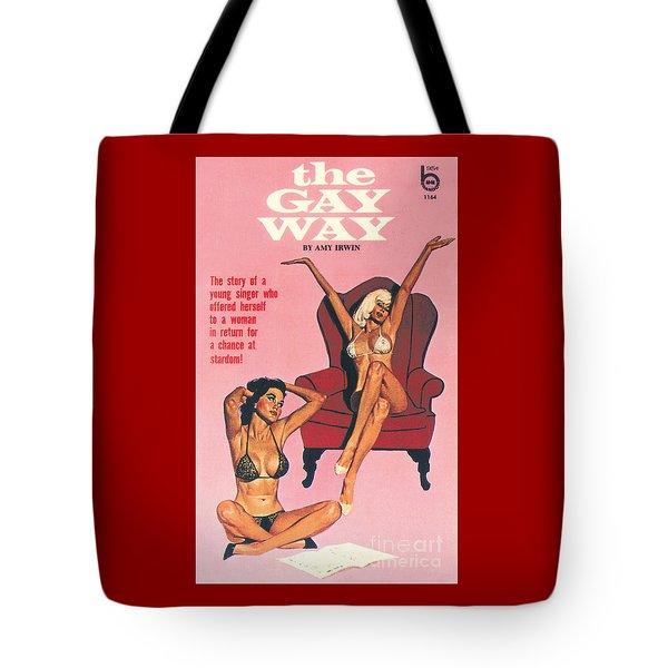 The Gay Way Tote Bag