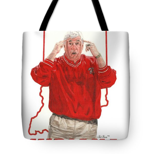 The General Bob Knight Tote Bag