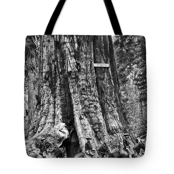 The General Grant Tree Tote Bag