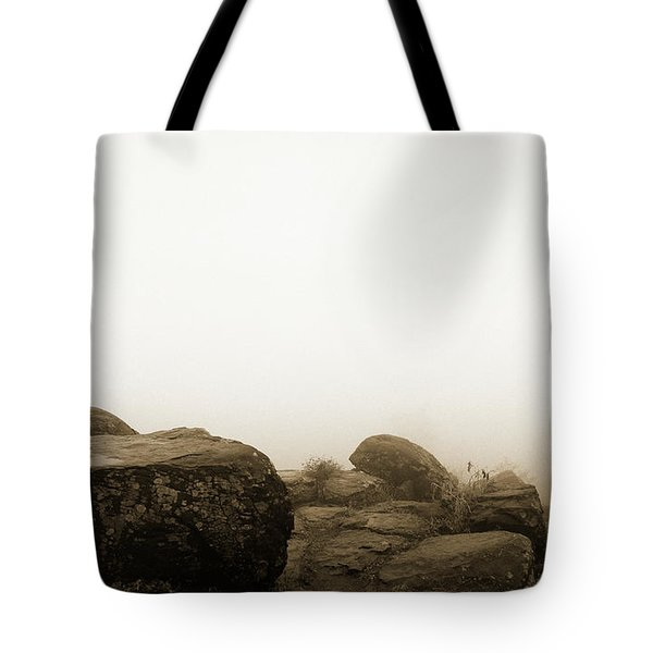 The General's View Tote Bag