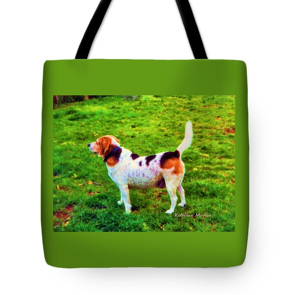 The Gentle Leader Standing Tall Tote Bag