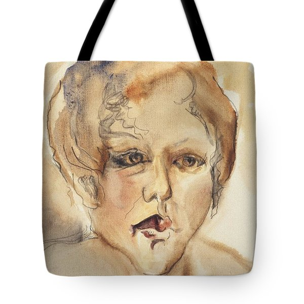 The Gentle Listener Tote Bag