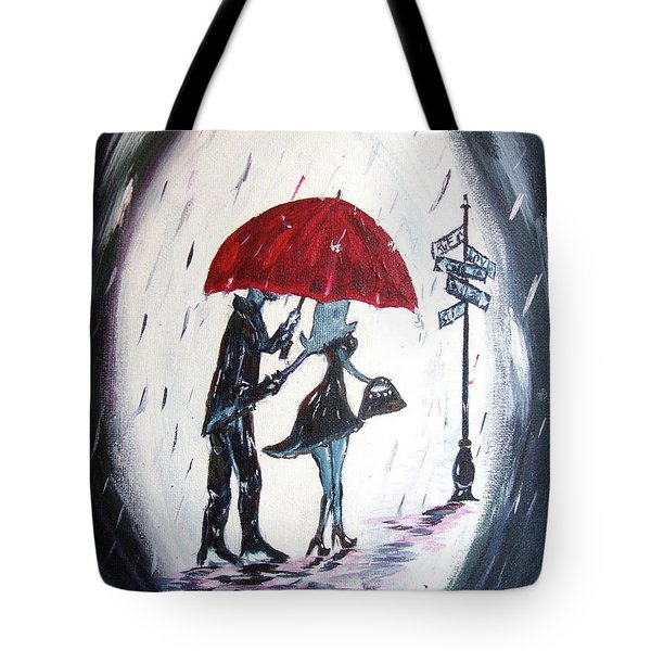 The Gentleman Tote Bag by Roxy Rich