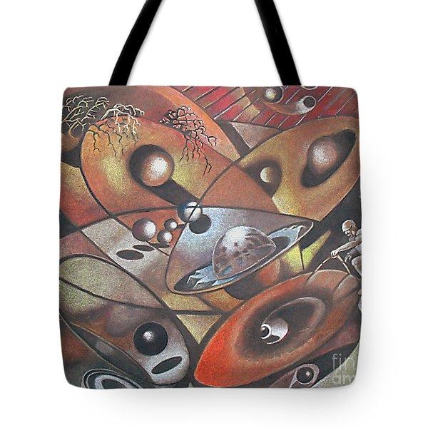 The Geometer Tote Bag
