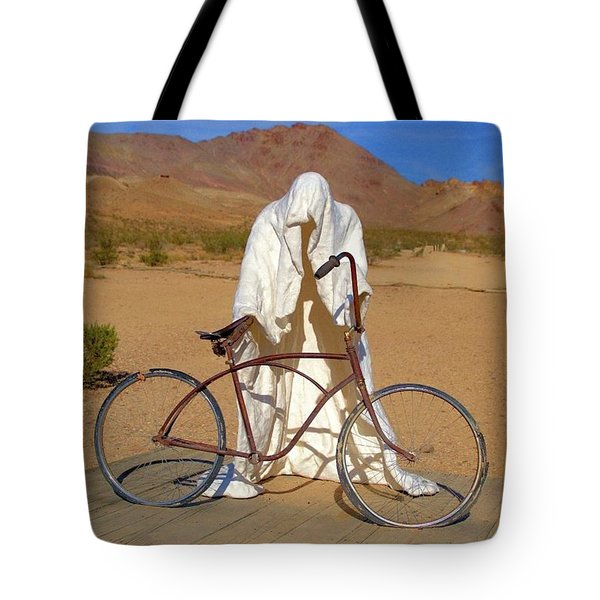 The Ghost Rider Tote Bag