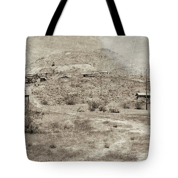 The Ghost Town Tote Bag