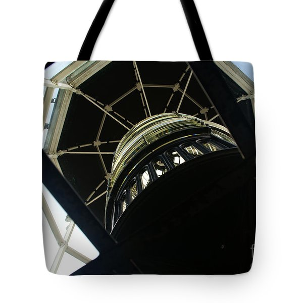 The Ghost Within Tote Bag by Linda Shafer