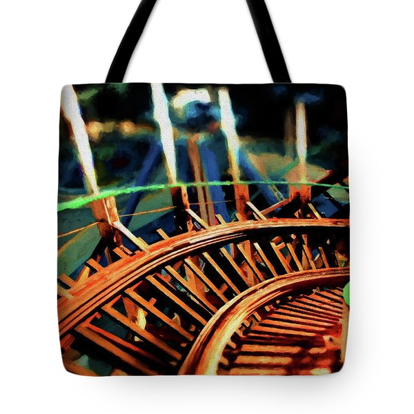 The Giant Dipper Tote Bag