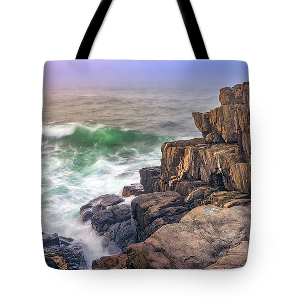 The Giant's Stairs Tote Bag
