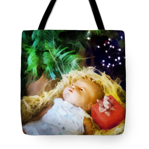 The Gift Tote Bag by Francesa Miller