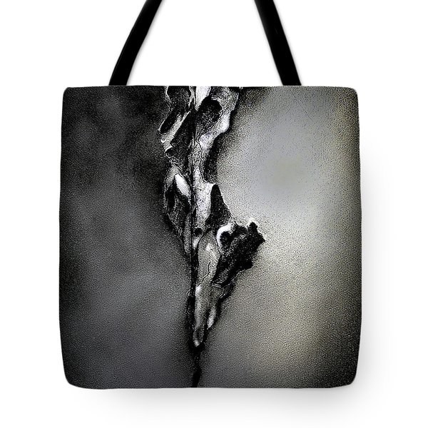 Tote Bag featuring the drawing The Gift by James Lanigan Thompson MFA
