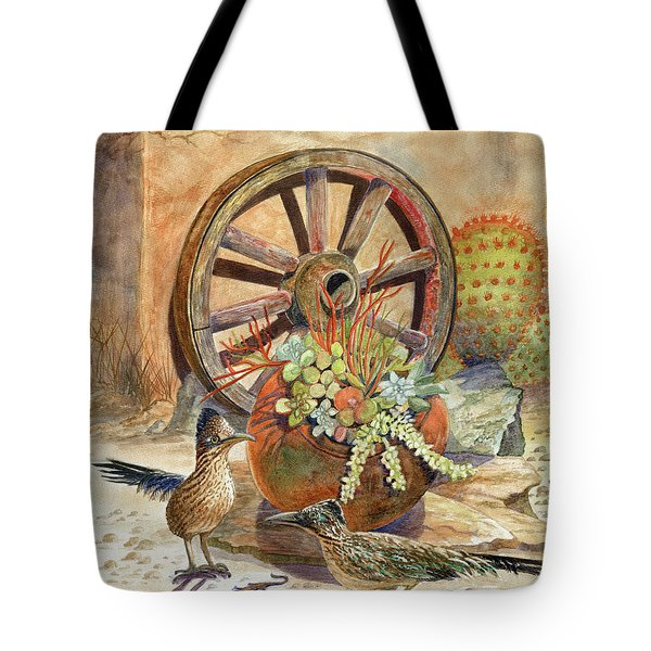 The Gift Tote Bag by Marilyn Smith
