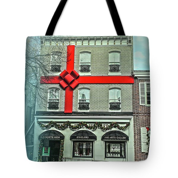 The Gift Of Jewelry And Art Tote Bag