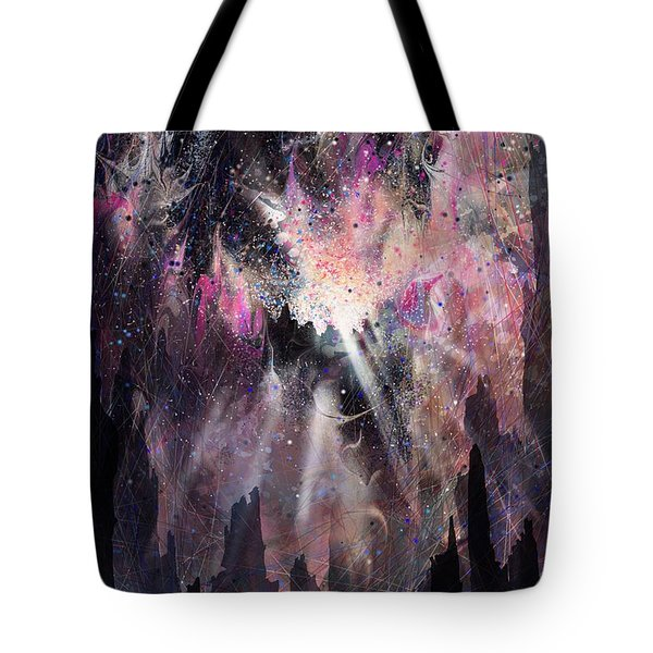 The Gift Tote Bag by Rachel Christine Nowicki