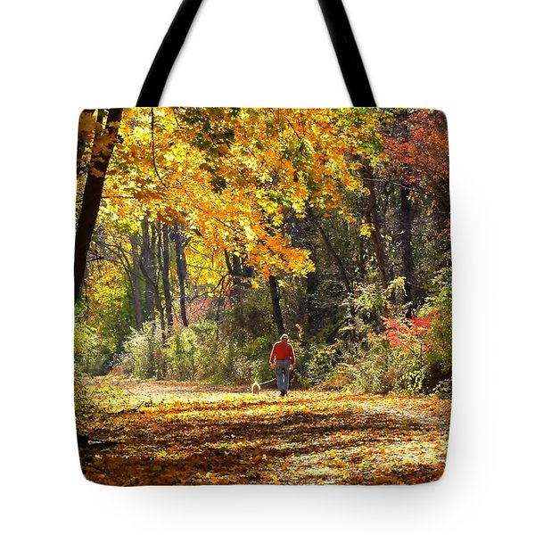 The Gilding Tote Bag