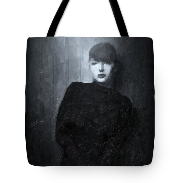 The Girl 2/4 Tote Bag