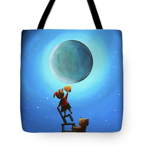 The Girl With The Golden Heart Tote Bag