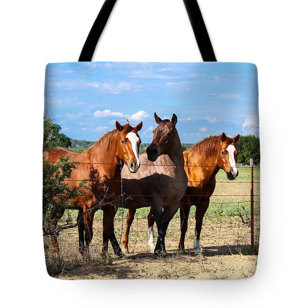 The Girlz Tote Bag