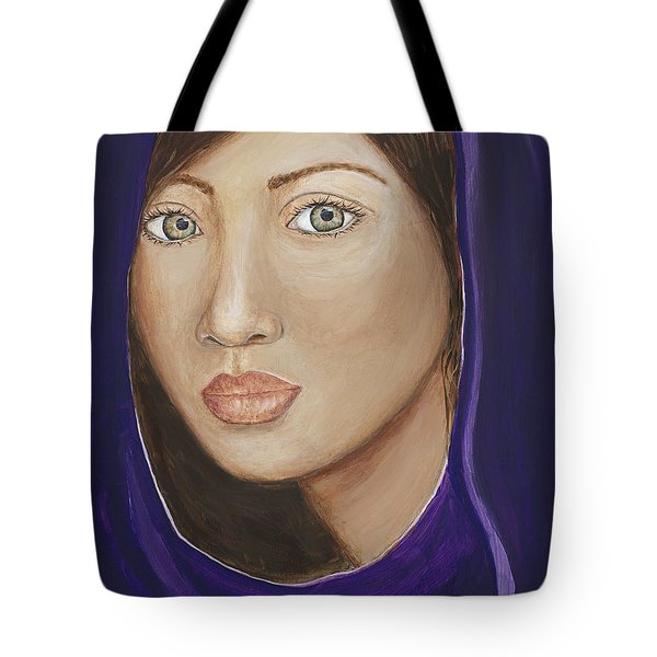 The Giver Tote Bag by JoDee Luna