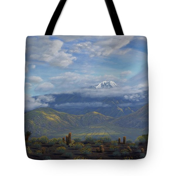 The Giver Of Life Tote Bag