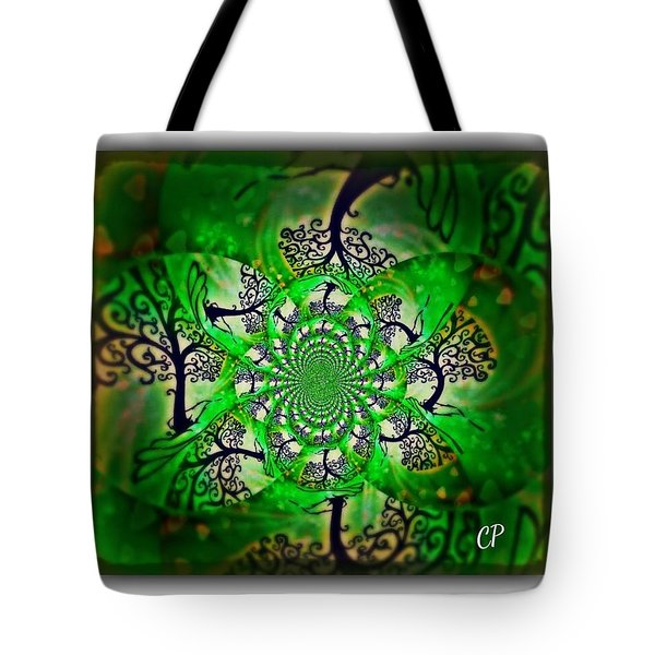 The Giving Tree Tote Bag