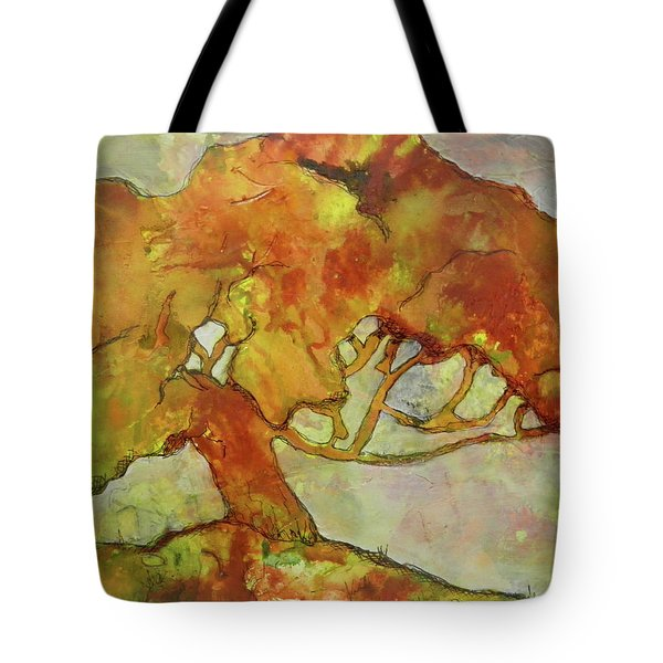 The Giving Tree Tote Bag by Terry Honstead