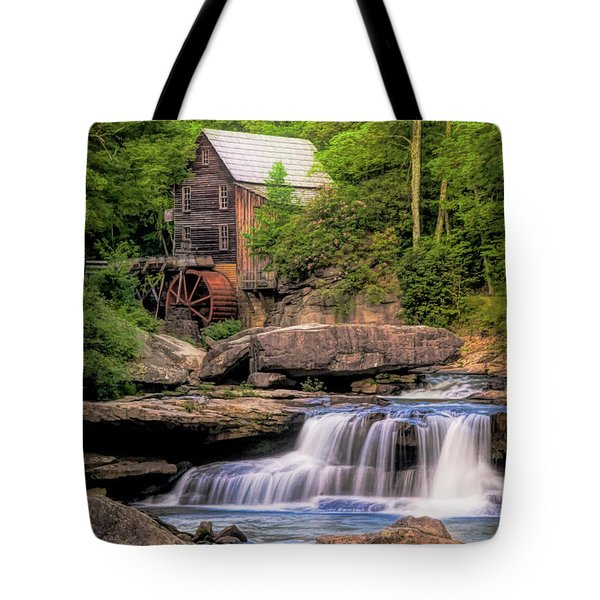 The Glade Creek Mill Tote Bag