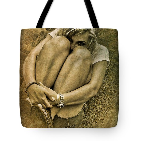 The Glance Tote Bag by Loriental Photography