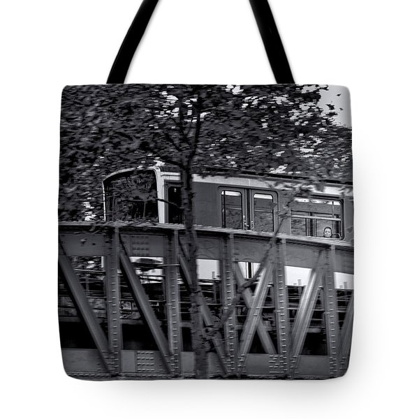 The Glance Tote Bag