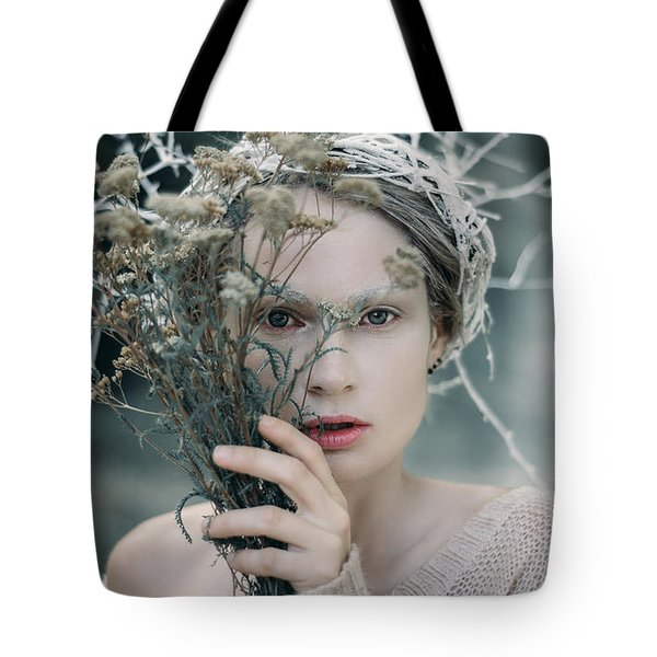 The Glance. Prickle Tenderness Tote Bag
